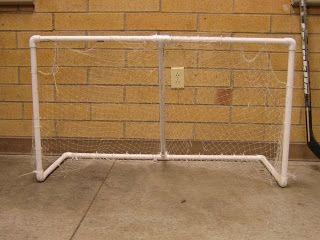 DIY make your own street hockey net | DIY | Hockey goal, Hockey nets