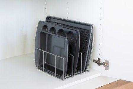 Amazon.com: Seville Classics SHE14050 Kitchen Pantry Organizer: Home & Kitchen