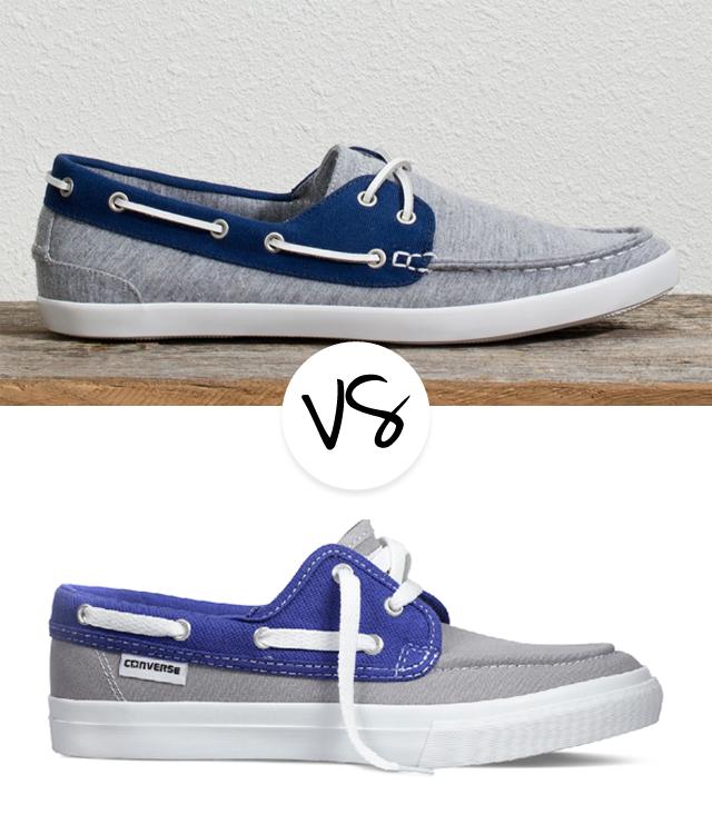 Bellas zapatillas urbanas para hombres.