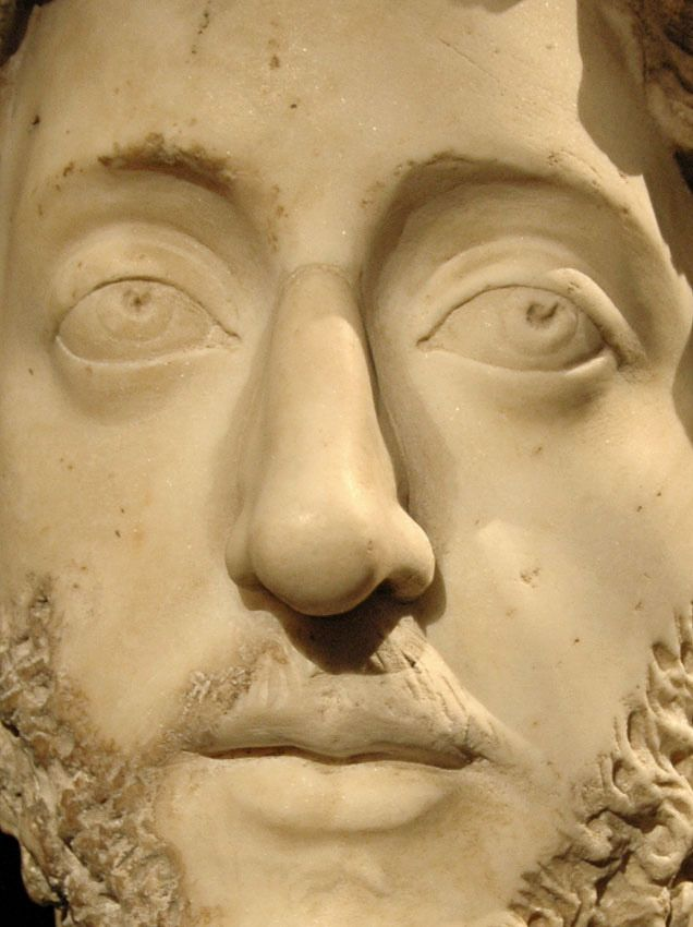 Theancientwayoflife Emperor Commodus Marble 180 192 Ce Vienna Museum Of Art History Collection Kunsthistorisches Museum Classical Antiquity Art History