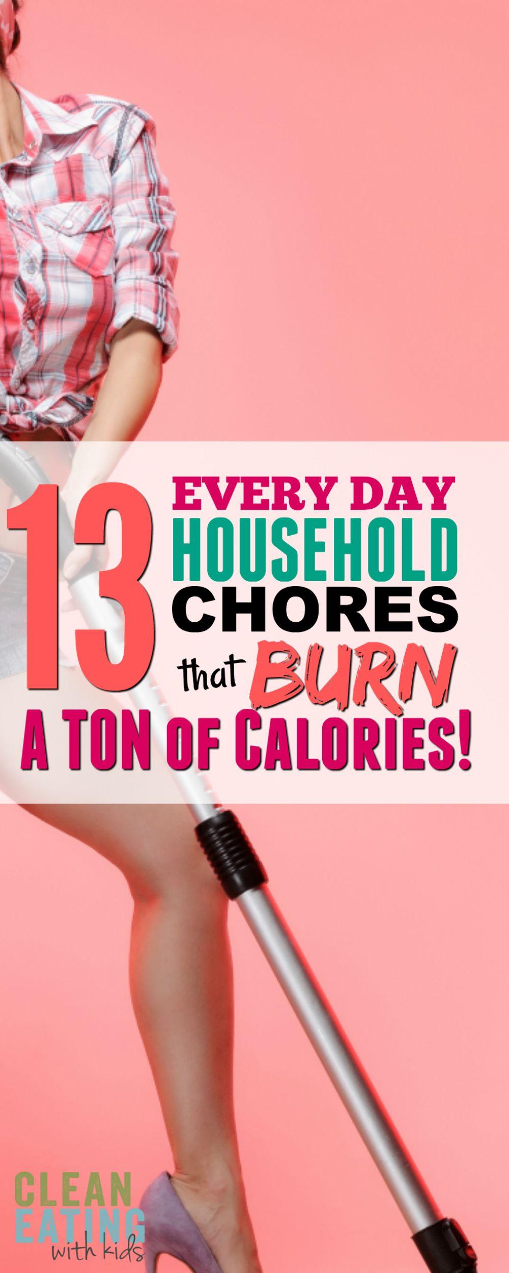 13 Household chores that burn Major Calories (7 Burn more ...