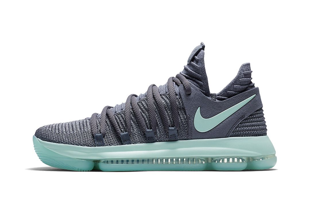 size 40 bc211 a71a4 Kevin Durant s Nike KD 10 to Soon Drop in a Summery