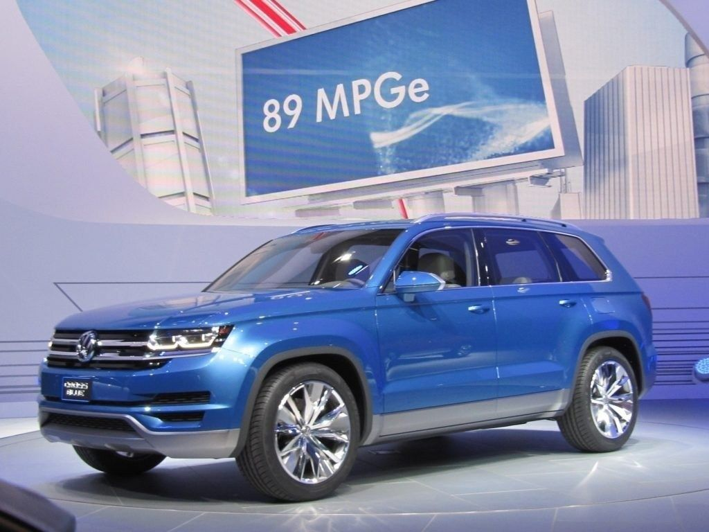 Best 2019 Volkswagen Crossblue Suv New Review Price Vw Diesel Volkswagen Fuel Cell