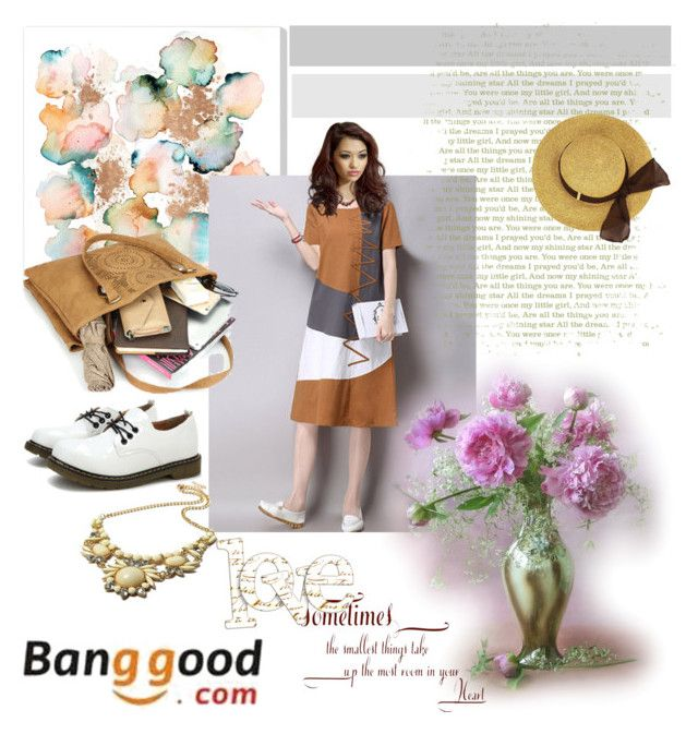 """Banggood-05 (15)"" by irinavsl ❤ liked on Polyvore featuring WALL"