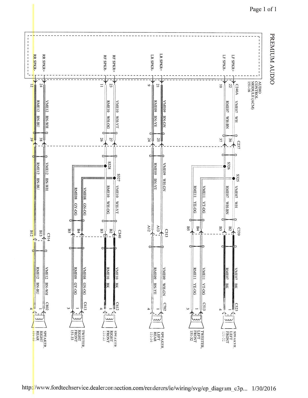 Unique Wiring Diagram Car Radio Pioneer Diagramsample