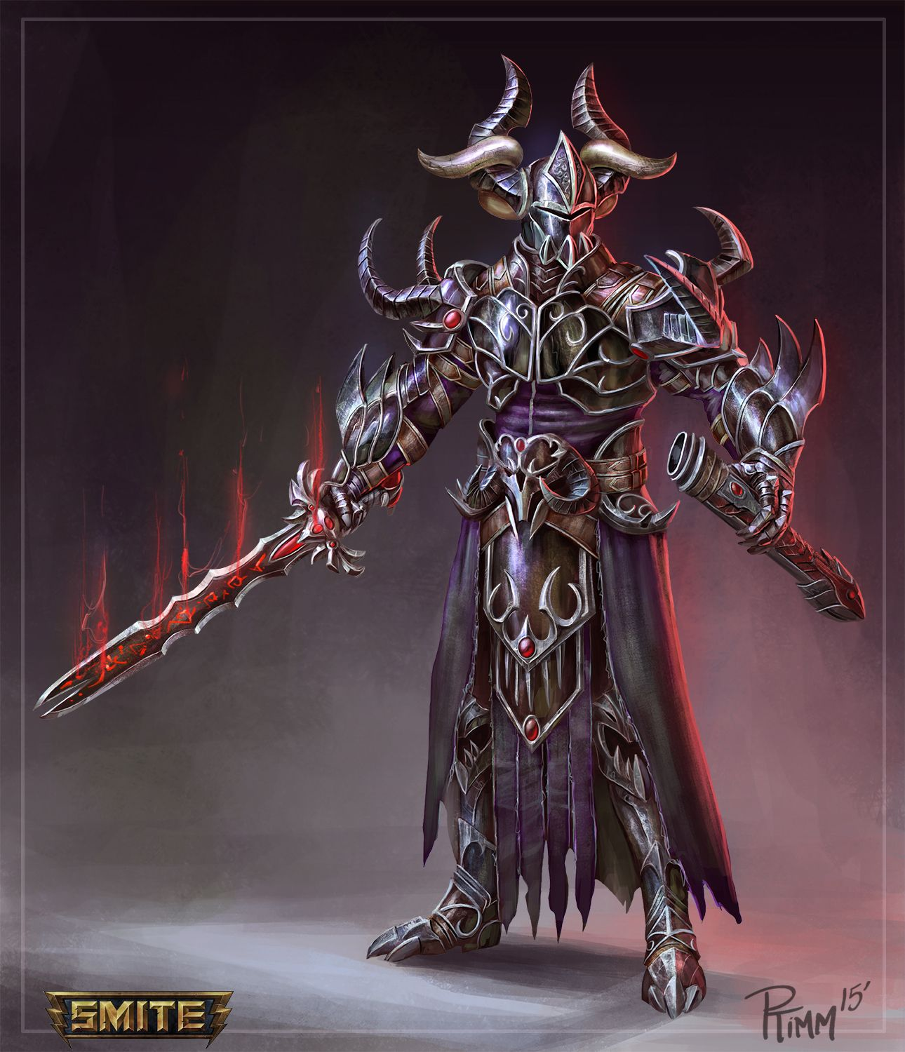 Dragon Knight Ao Kuang Concept by PTimm.deviantart.com on ...