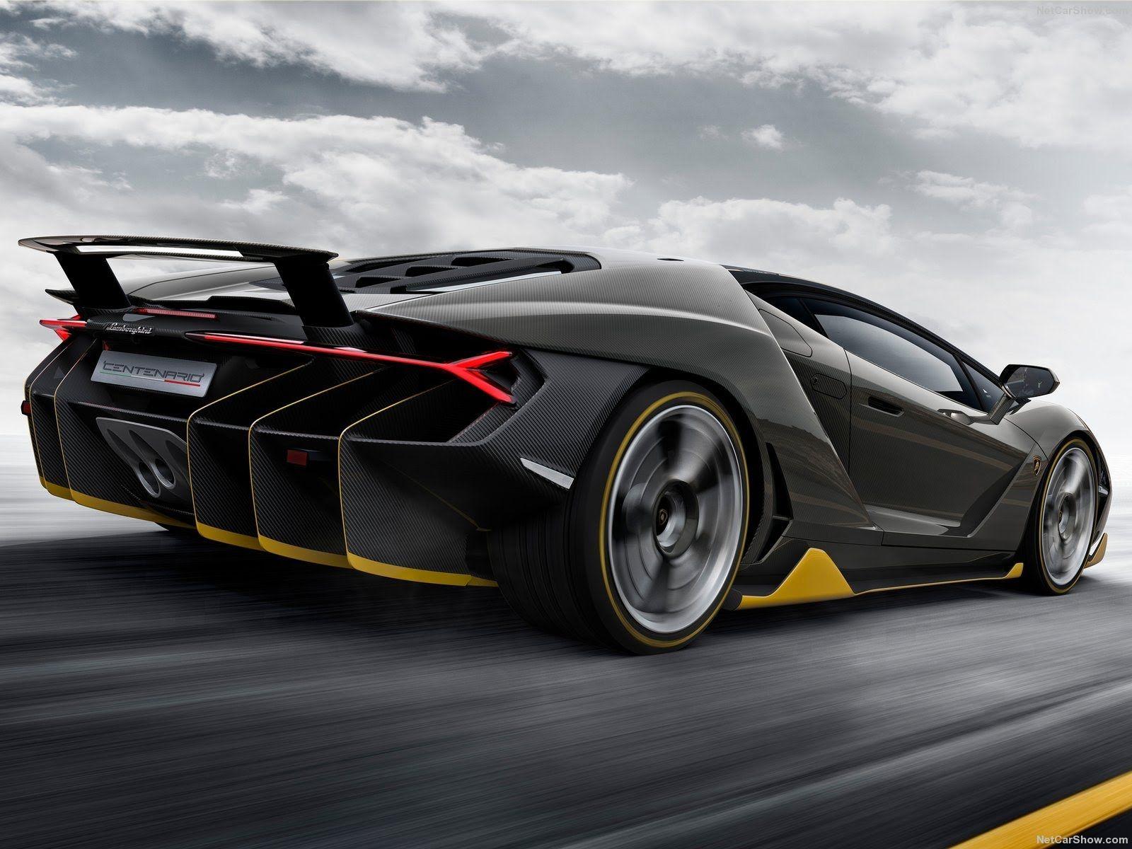 Lamborghini Centenario Hp Monster Performance