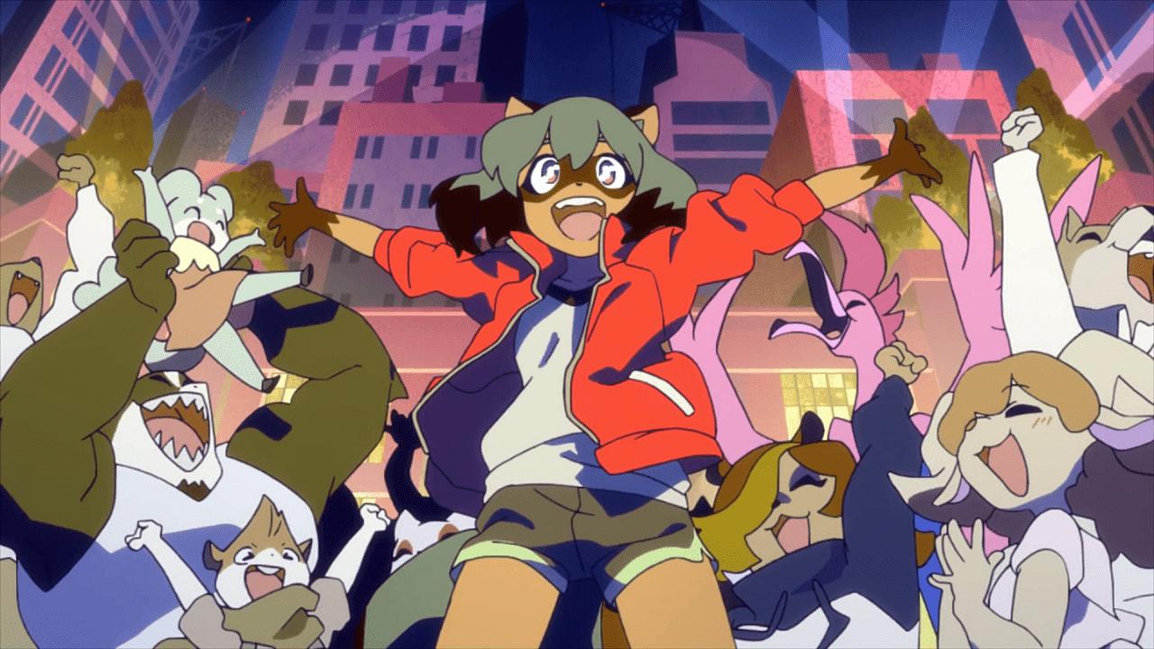 bna episode 1 gallery anime shelter anime character design animation