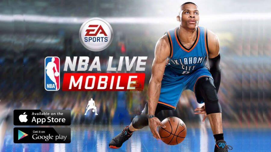 Download NBA LIVE Mobile Basketball APK Official