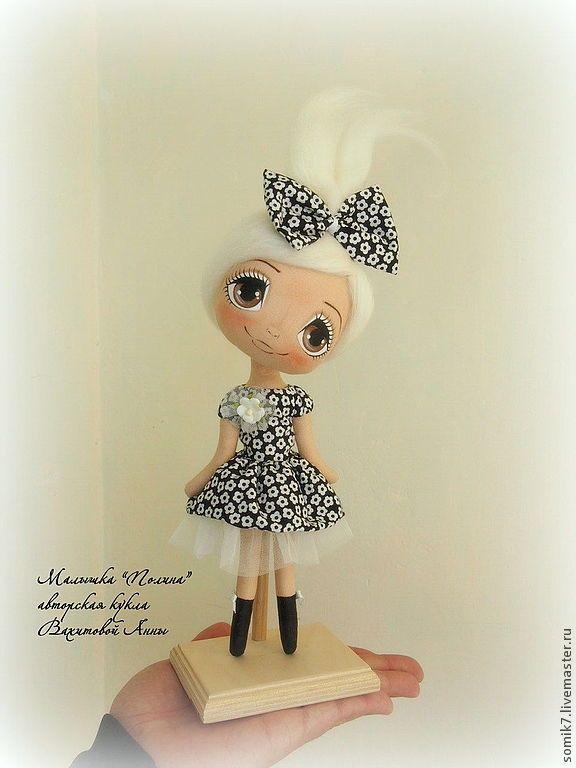 Очень красивые куклы похожие на чиби из аниаме. Обсуждение ...