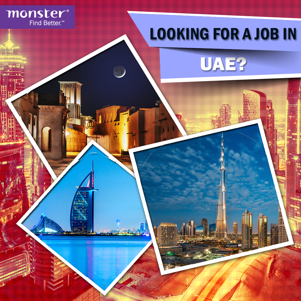 All the jobs in UAE listed here to make your search easier