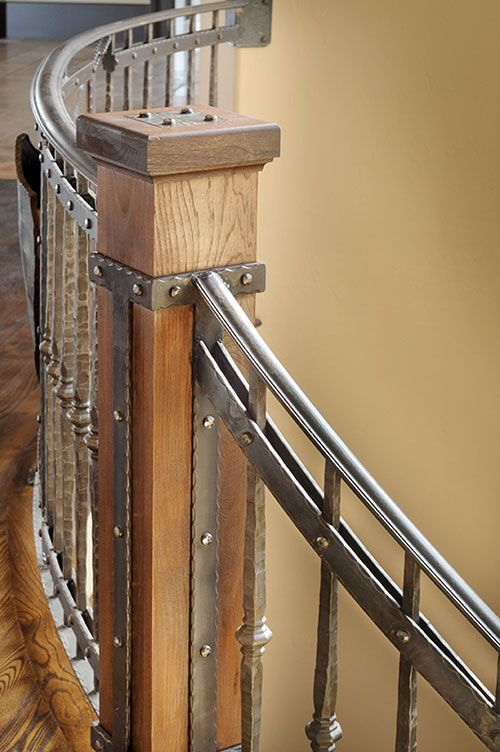 Best Ironwork And Staircase Portfolios The Heirloom Companies 400 x 300