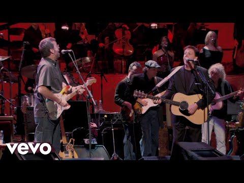 135 Paul Mccartney Eric Clapton Something Live Youtube Paul Mccartney Eric Clapton Paul Mccartney Guitar