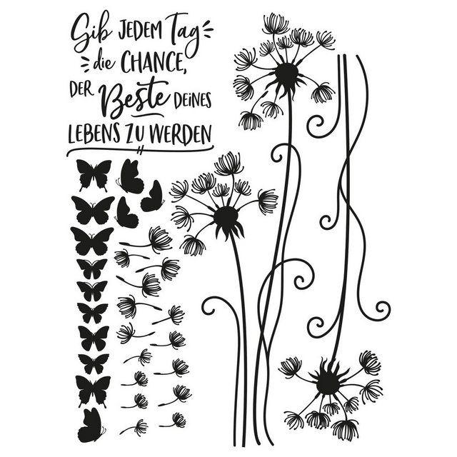 Bilderwelten Wandtattoo »Pusteblume - Der beste Tag deines Lebens« online kaufen | OTTO