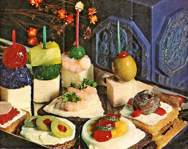 70s party food | 70s in 2019 | 1970s food, Food, Cheese