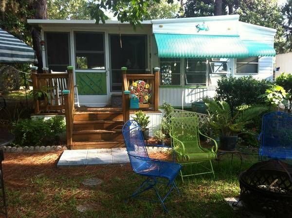 Park Model For Sale At Ramblers Rest RV Resort In Venice FL