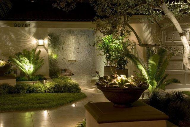 Stunning Eclairage Jardin D Interieur Gallery - Design Trends 2017 ...