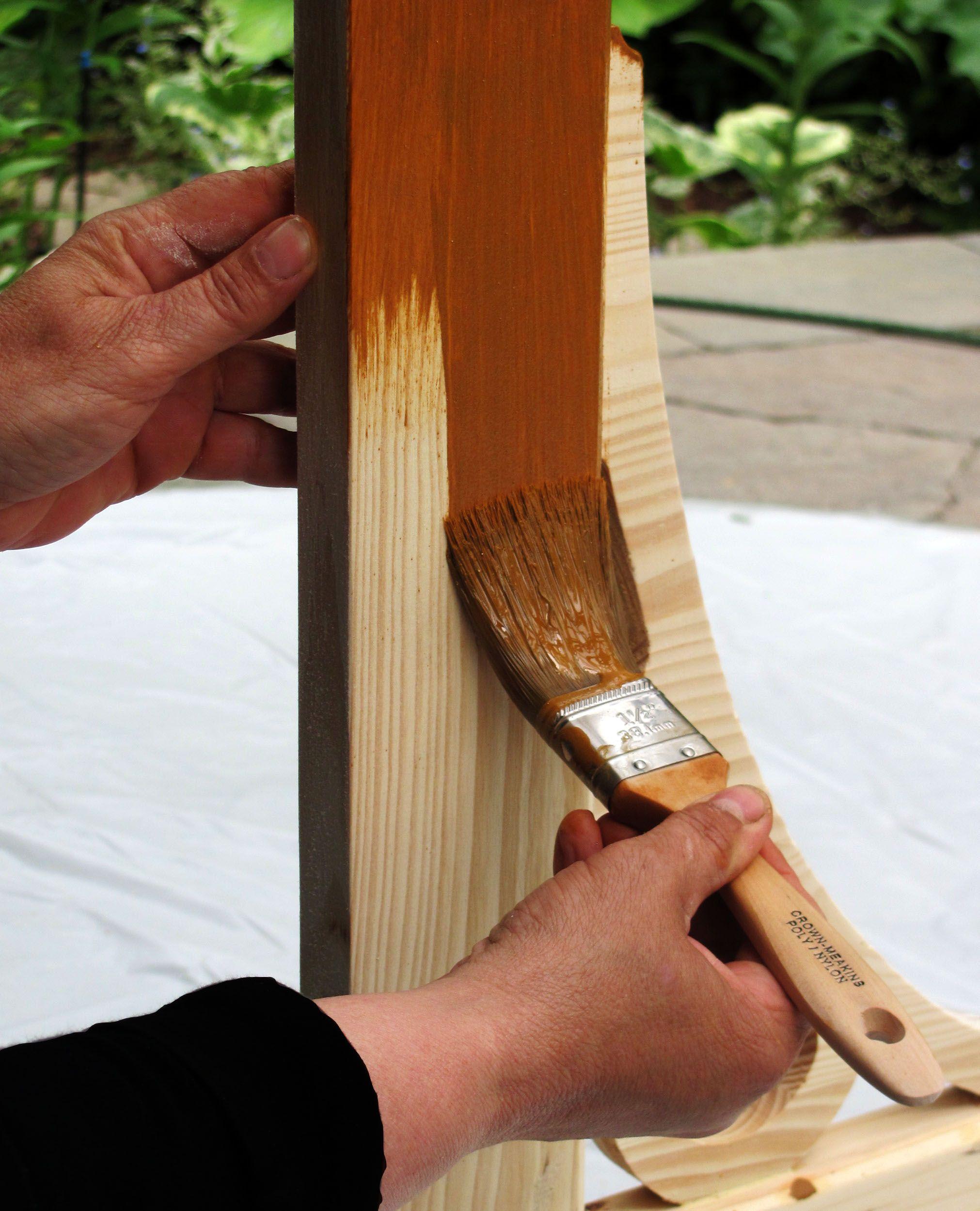 peinture l 39 huile de lin color e avec des pigments ocre jaune et sienne calcin peinture. Black Bedroom Furniture Sets. Home Design Ideas