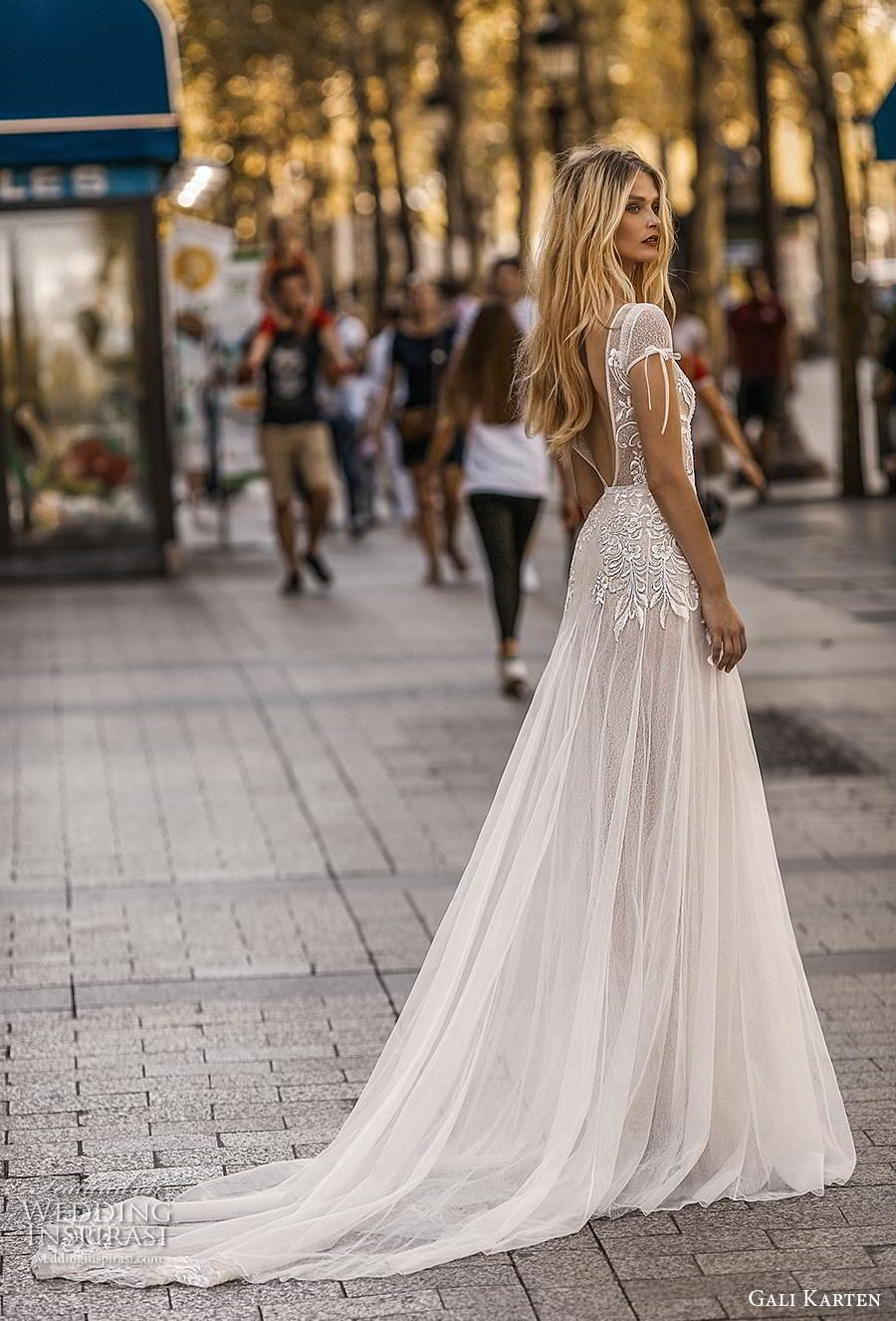 Gali Karten 2019 Wedding Dresses Paris Bridal Collection Gali