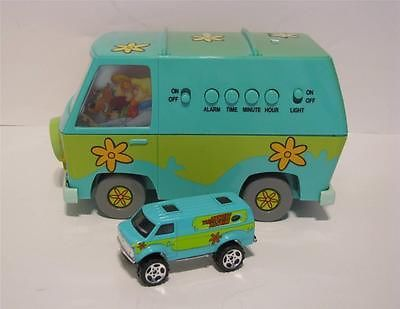 Vintage Scooby Doo The Mystery Machine