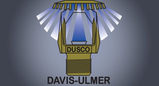 Davis-Ulmer Sprinkler Co.  Manufactures:  Reliable Viking  Tyco Victaulic Febco Potter Roemer Croker