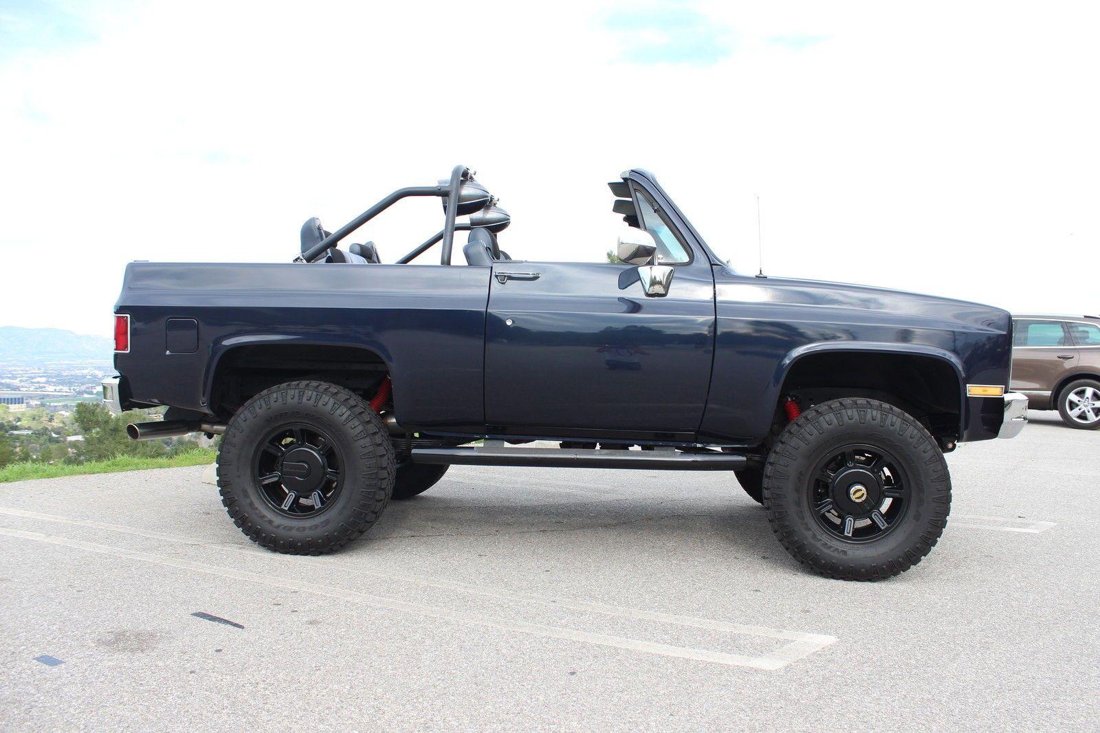 Lifted Chevrolet classic Trucks | Lifted Classic trucks | Pinterest ...