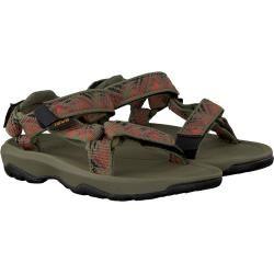 Teva Sandals 1019390 T / c / y Hurricane Xlt 2 Green Girls Teva
