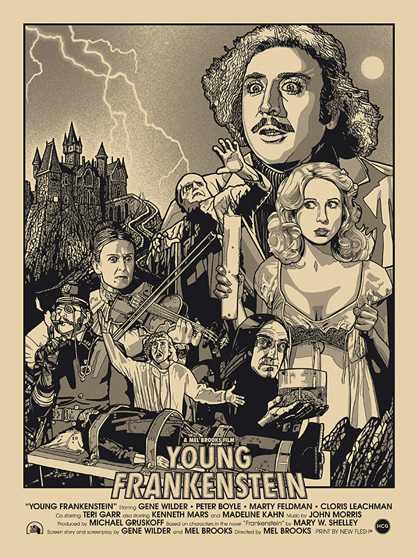 Watch Young Frankenstein Full-Movie Streaming