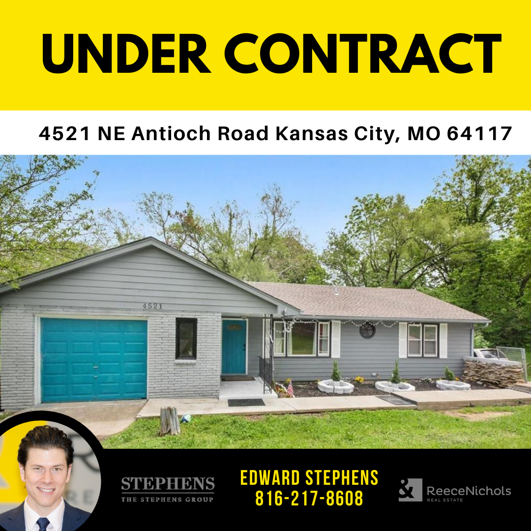 After a long, arduous bidding battle, we're thrilled to share the happiness of our home buyers. Hiring the best Realtor surely makes a difference. #TheStephensGroup #Realtor #EdwardStephens #Sold #NewHome #Home #HomeForSale #RingTheBell #NewListing #Broker #HouseHunting #MillionDollarListing #HomesForSale #ForSale #KansasCity #KCMO #Instakc #igkansascity #igkc #luxury #chiefs #Kansas #Missouri #ChiefsKingdom #MadeInKC #ChiefsNation #ReppinKC #KCRoyals #Houses #HousesofInstagram #RealEstate