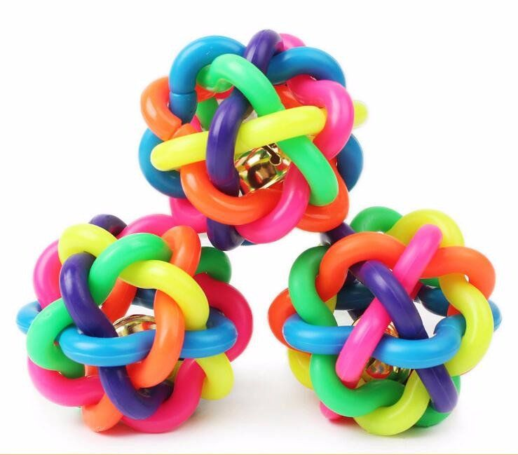 Variety Of Dog Toys Balls Frisbee S Rope Pulling Toys