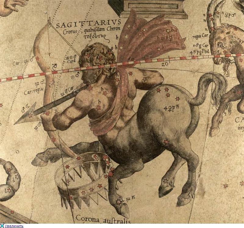 Antique canstellation