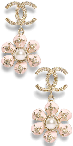 Chanel Cruise 2017 2018 Accessories Chanel Earrings Chanel