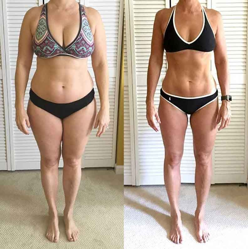 Pin On Fitness Before And After