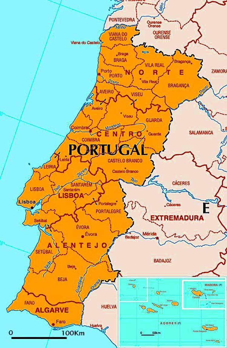Portugal Travel In Portugal And Learn Fluent Portuguese With The