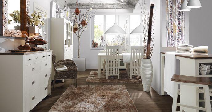 Pin de artesania y decoracion l c en muebles acabados en for Muebles coloniales blanco