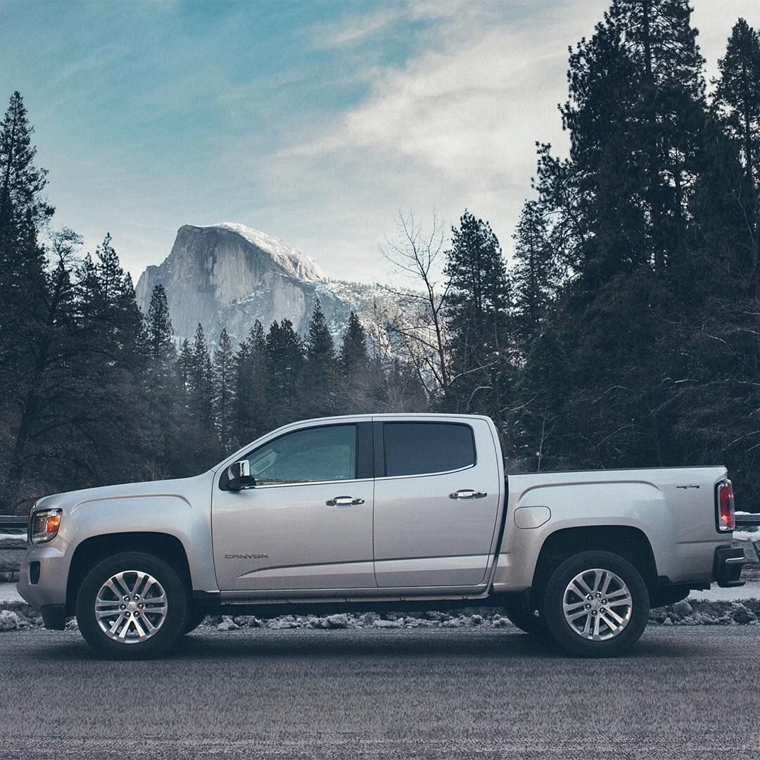 Sometimes You Just Need To Stop And Take In The View Gmc Canyon