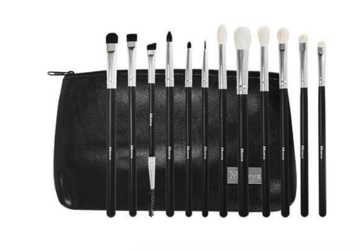 Eye obsessed brush collection Morphe eyeshadow brush set