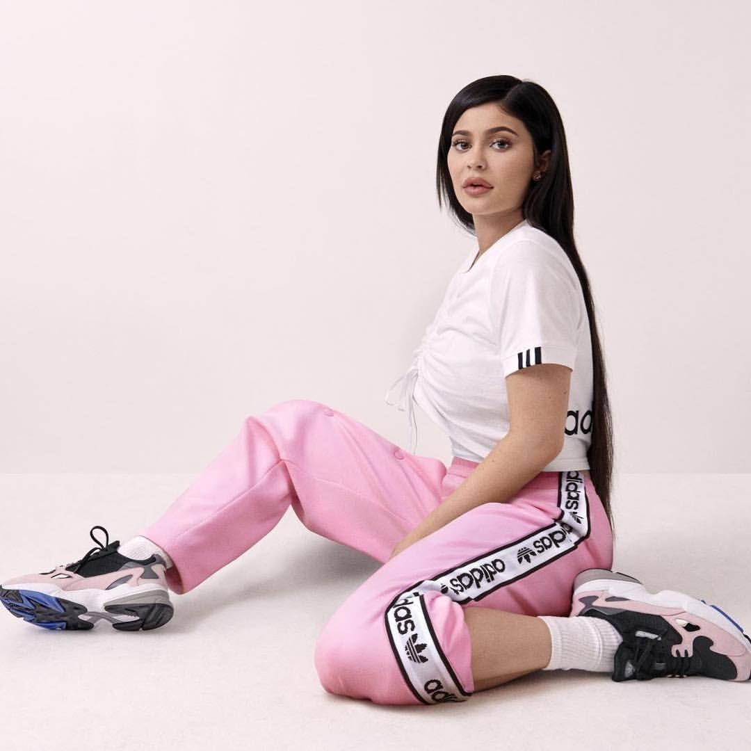 buy popular 469c2 1a853 Kylie Jenner for Adidas Falcon • kylie kingky kingkylie kyliejenner  kuwtk kylizzle jenner lifeofkylie kardashian jenner…