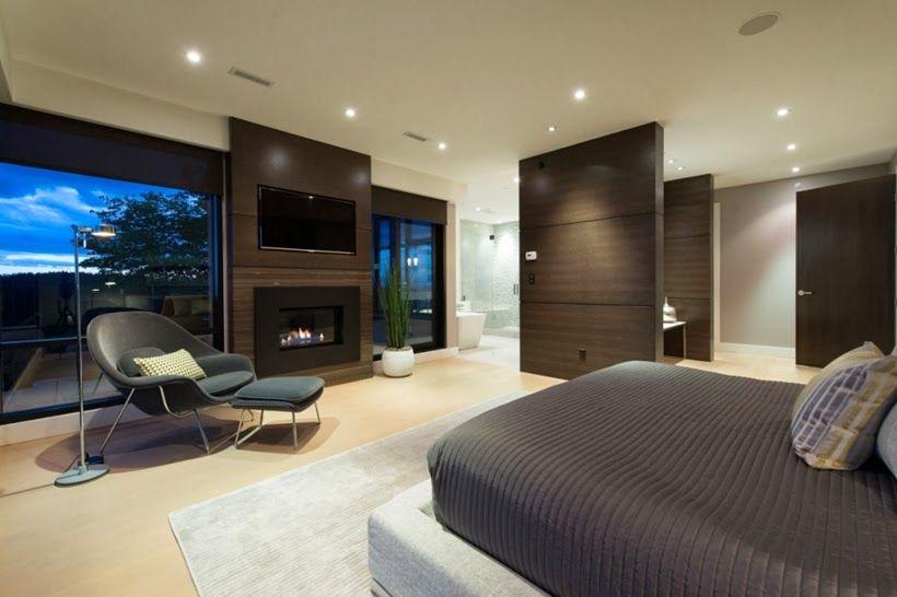 Casa moderna e surpreendente no Canad�!