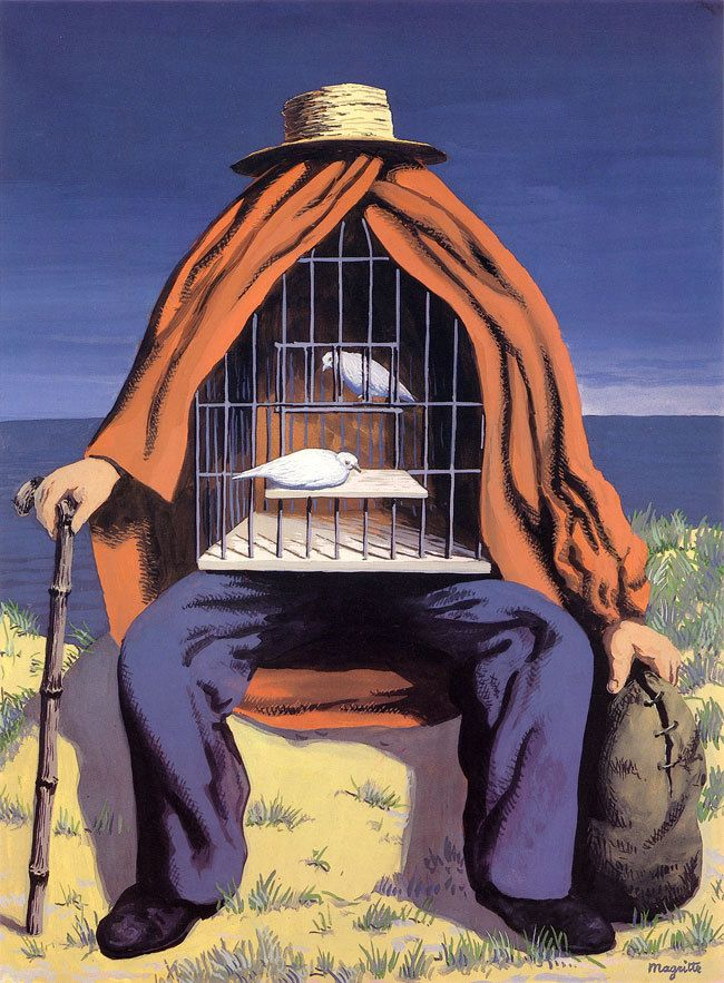 The Therapist 1937 By Rene Magritte More At Fosterginger