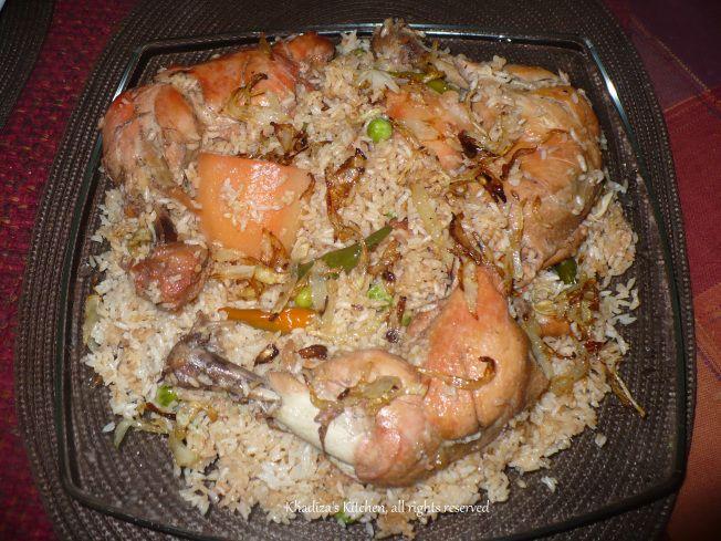Bangladeshi morog polau chicken biriyani foooood pinterest food bangladeshi morog forumfinder Choice Image
