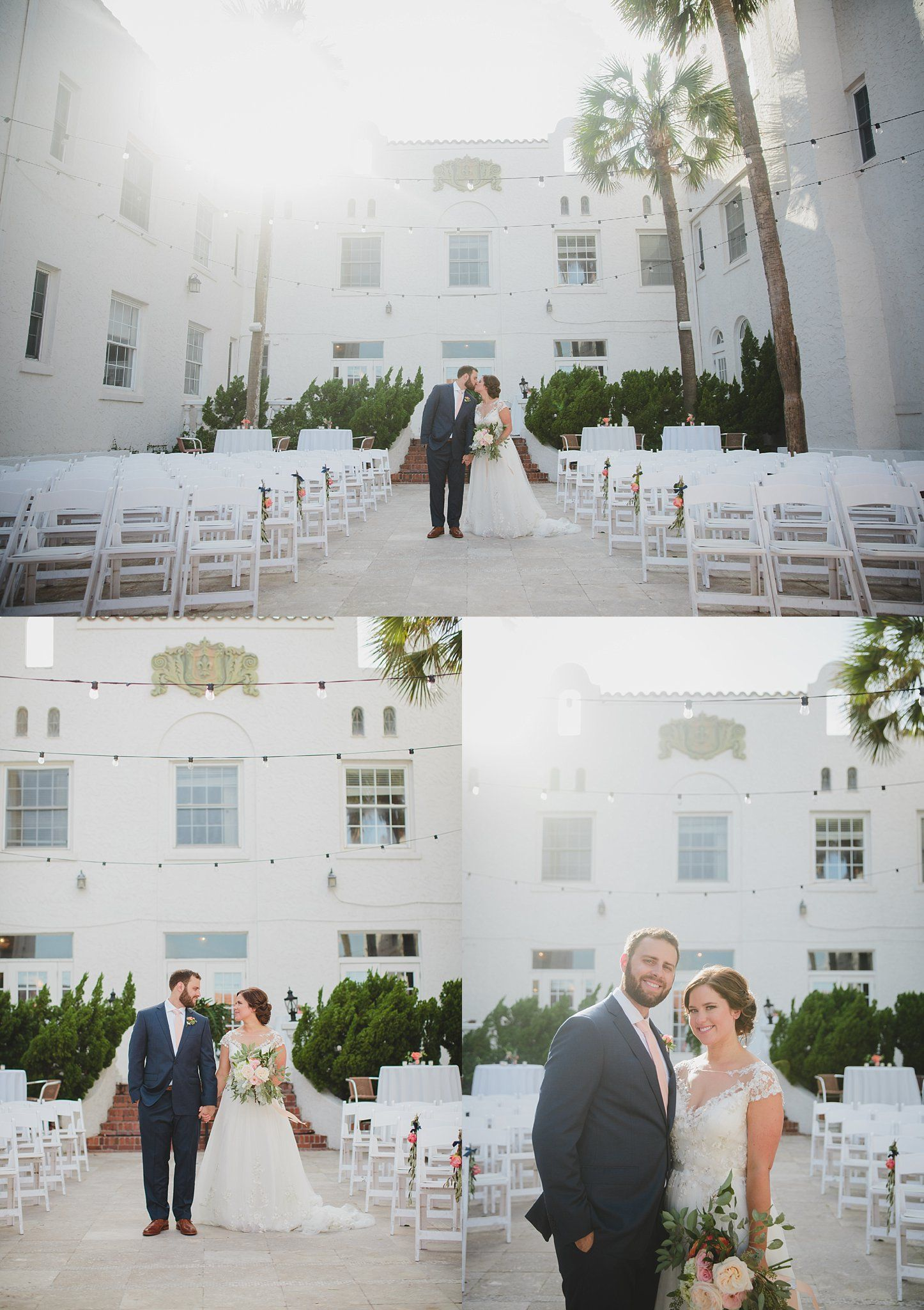 Casa Marina Beach Wedding Marina Beach Wedding Jacksonville Beach