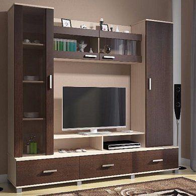 Gostinaya Solo 8 Kupit V Ekaterinburge Mebelka Tv Cabinet