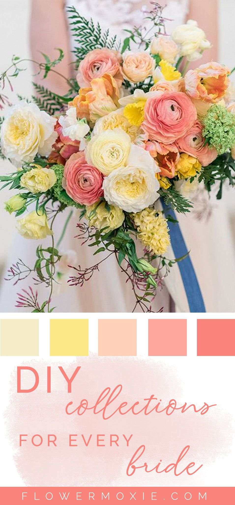 Get Inspired By Our Wedding Flower Packages Mix Match Flowers To Achieve The Look You Online Wedding Flowers Bulk Wedding Flowers Wholesale Flowers Wedding
