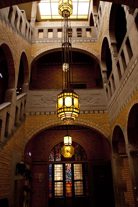 Burcht van berlage wedding locations amsterdam for Architecture firm amsterdam