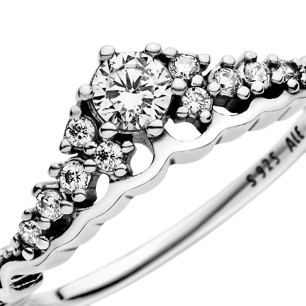 tiara da principessa pandora anello