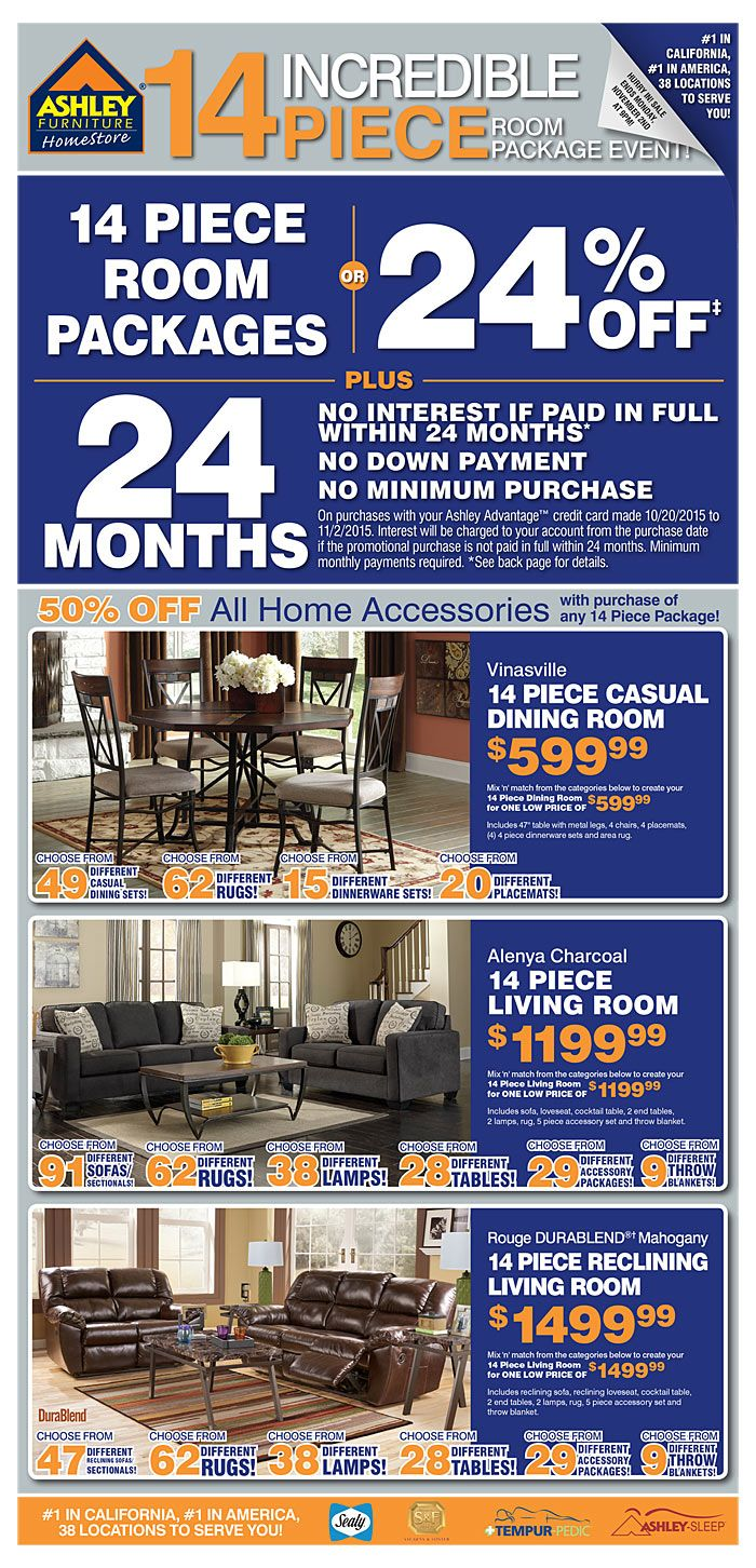Pin By My Catalog On Olcatalog Com Weekly Ads Ashley Furniture