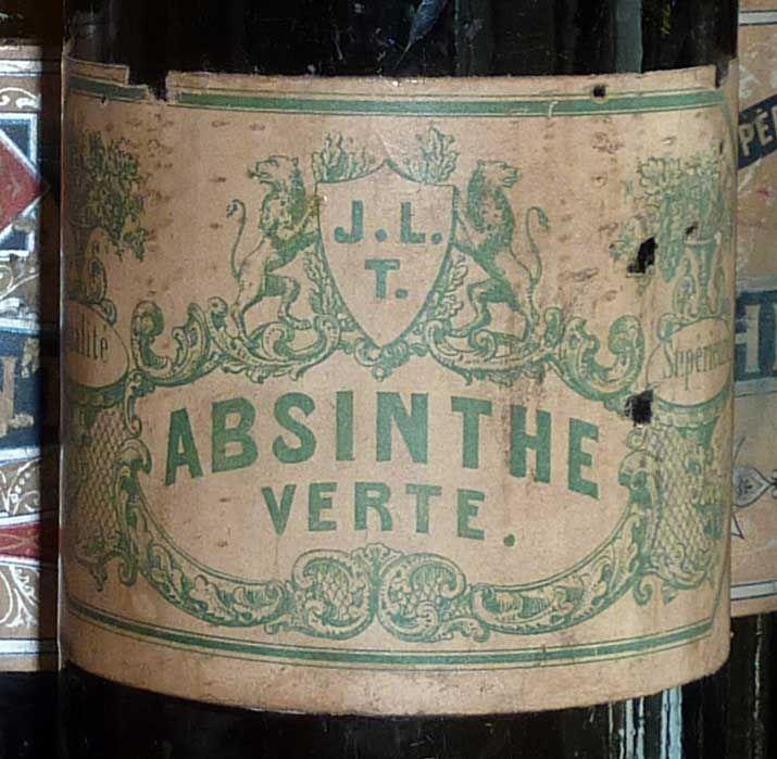 Finest & Rarest Vintage Spirits and Liqueurs - Absinthe