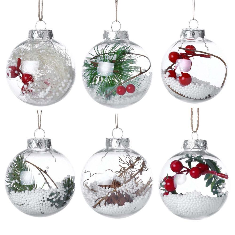 Hanging ball christmas decorations for home christmas