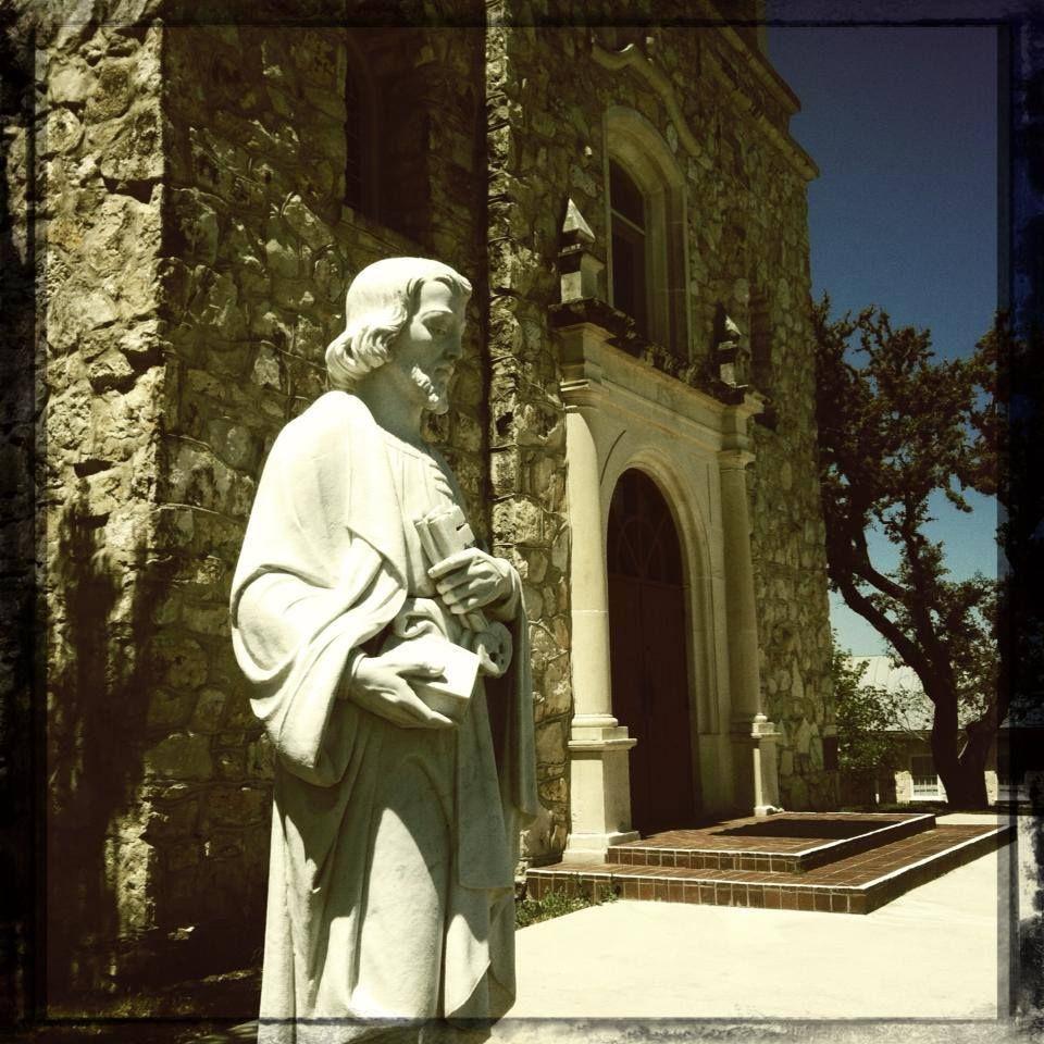 Saint Peter the Apostle Catholic Church, Boerne, Texas